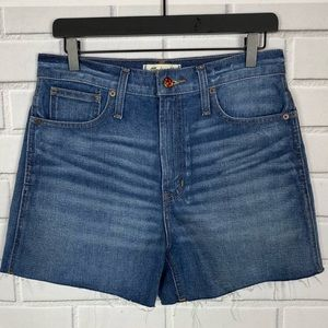Madewell the perfect jean short | size 27